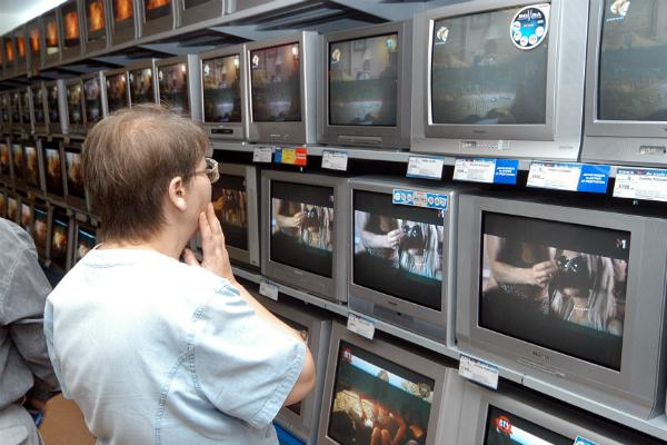 Только цифра: в России отключают аналоговое телевидение