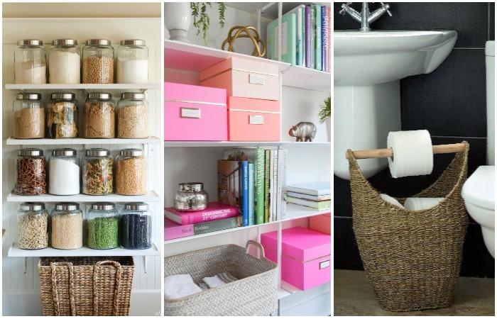 15 необходимых для порядка вещей, подсмотренных в квартирах у перфекционистов