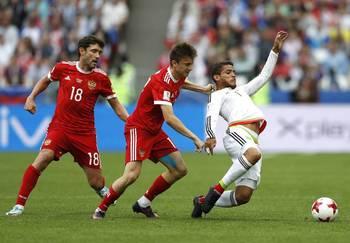 Гимнастка Мамун заявила о своем желании стать тренером сборной России по футболу