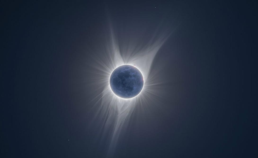 Лучшие космические фотографии этого года