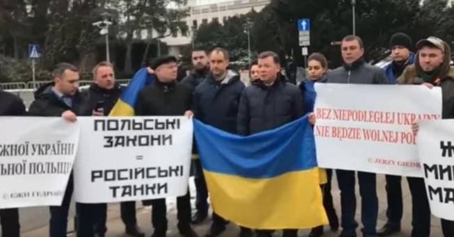 Украинские депутаты пригрозили Польше российскими танками
