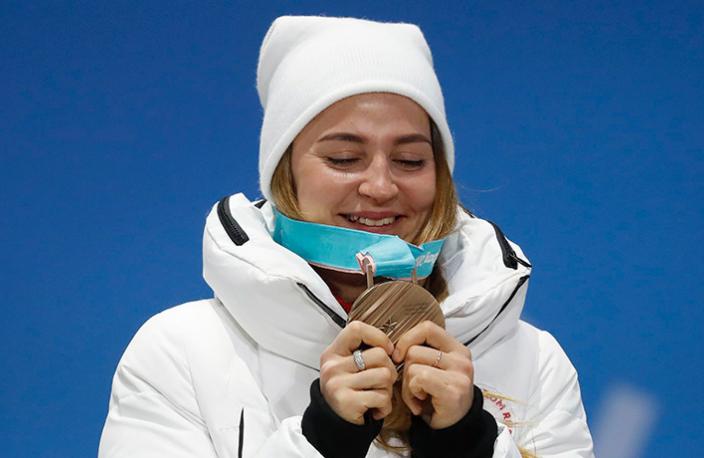 Спортсменам из России запретили надевать медали в Доме спорта