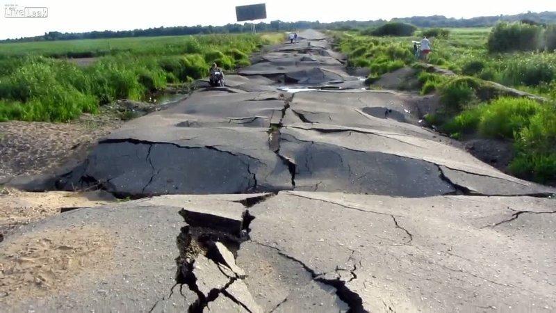 Крик души простого российского работяги дороги, истории, российские дороги