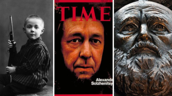 Александр Солженицын – жизнь…