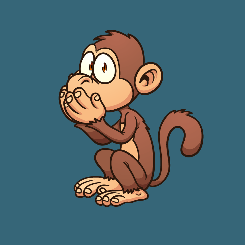 Анекдот про умную обезьянку, рассказавшую полицейскому обаварии