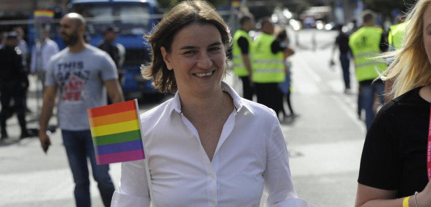 Жесткий экзамен на европейство: зачем Сербии премьер-лесбиянка