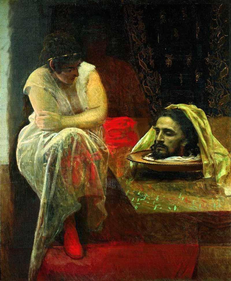 Картины Ивана Николаевича Крамского (6)