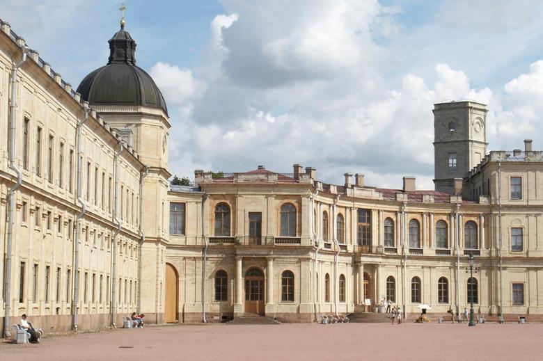 Призраки Гатчинского дворца