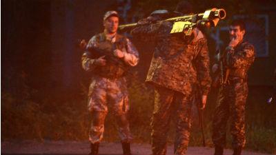 Самооборона Луганска заявила…
