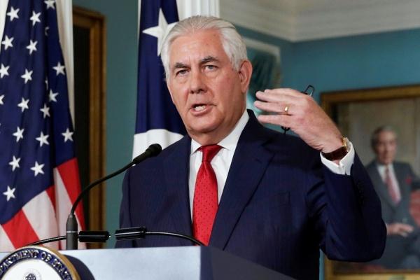 Тиллерсон: США еще вернутся квопросу Крыма