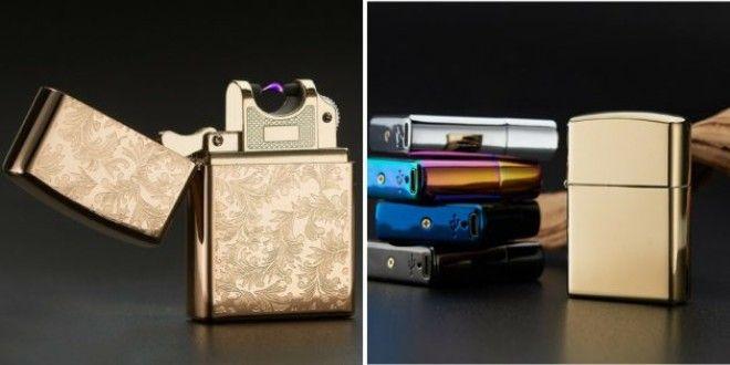 Что подарить папе на Новый год: USB-зажигалка