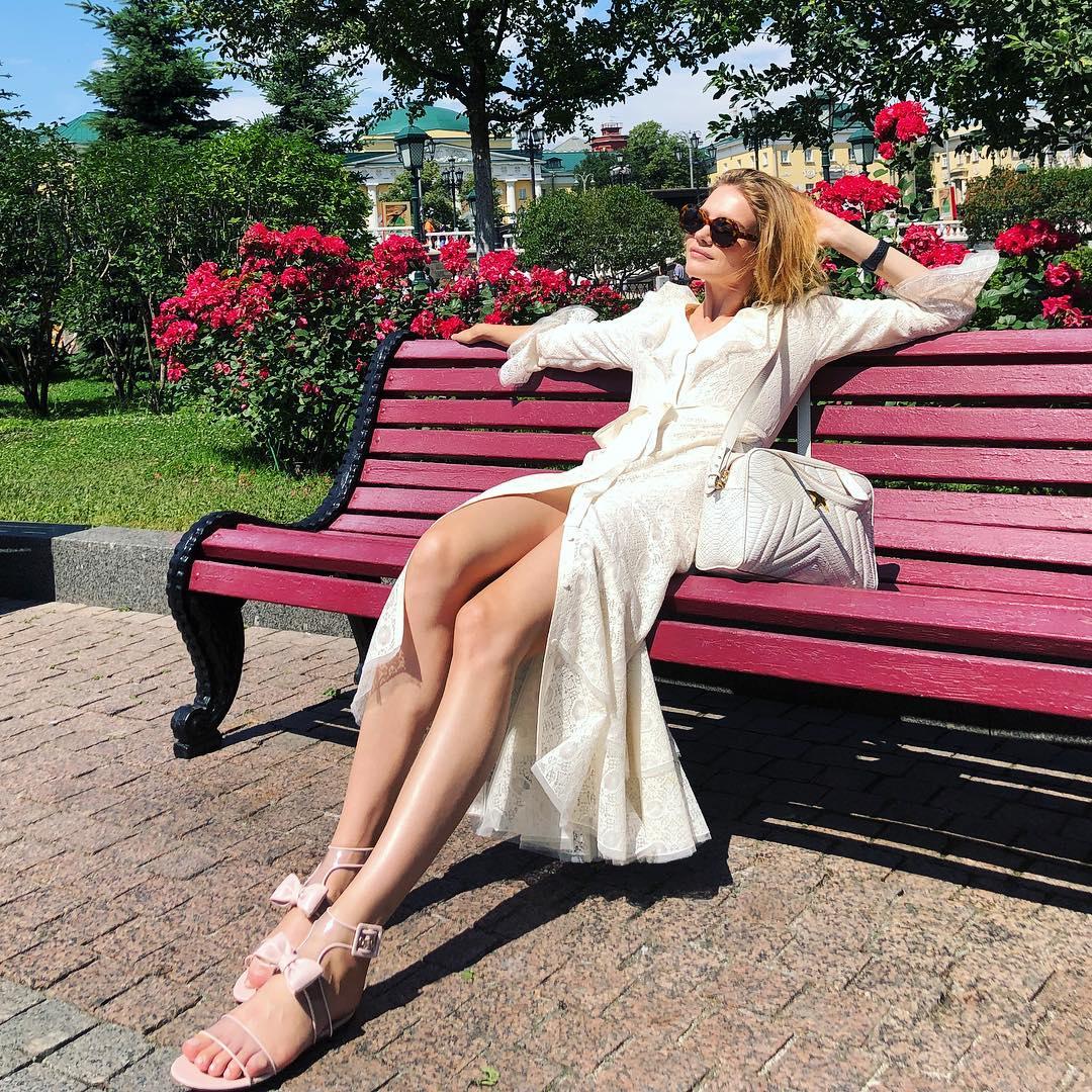 36-летняя Наталья Водянова н…