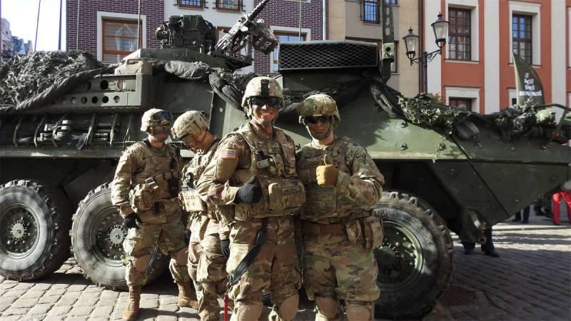 Осада снаружи, предатели внутри. НАТО нацелилась на Калининград