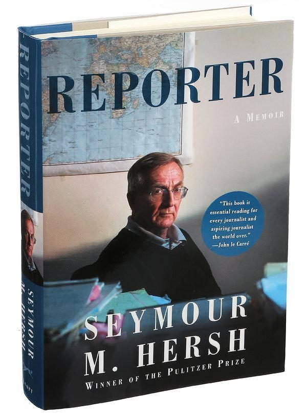 Сеймур Херш – журналист-легенда. Его публикации приводят Белый дом в ярость