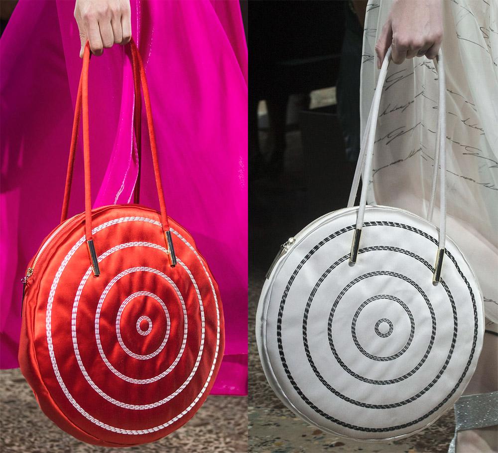 Текстильные сумки 2019