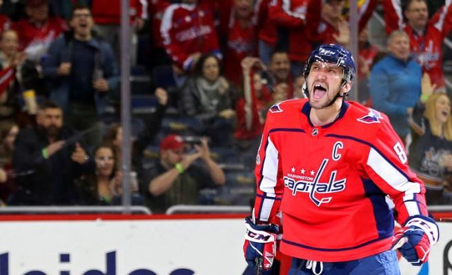 Александр Овечкин и Евгений Малкин вошли в сборные десятилетий по версии НХЛ