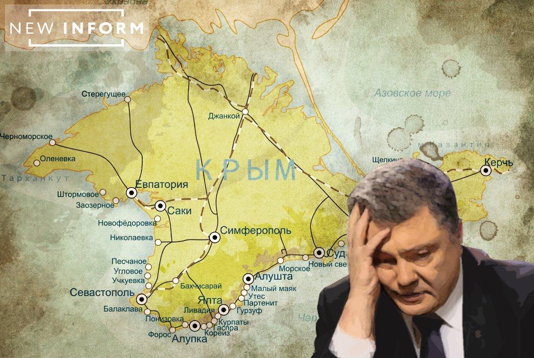 Могилев в эфире ТВ раскрыл, почему Украина осознанно предала Крыма