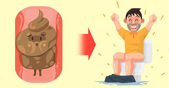 5 продуктов, которые избавляют от запора эффективнее, чем слабительные