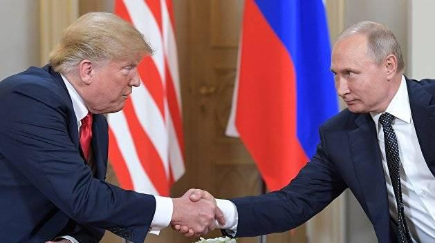 Путин и Трамп. Горе просчитавшимся
