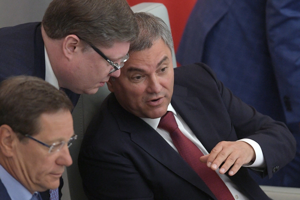 Госдума одобрила законопроект об ответственности за исполнение санкций