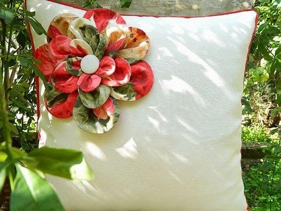 Диванные подушки. Фото — идеи для творчества