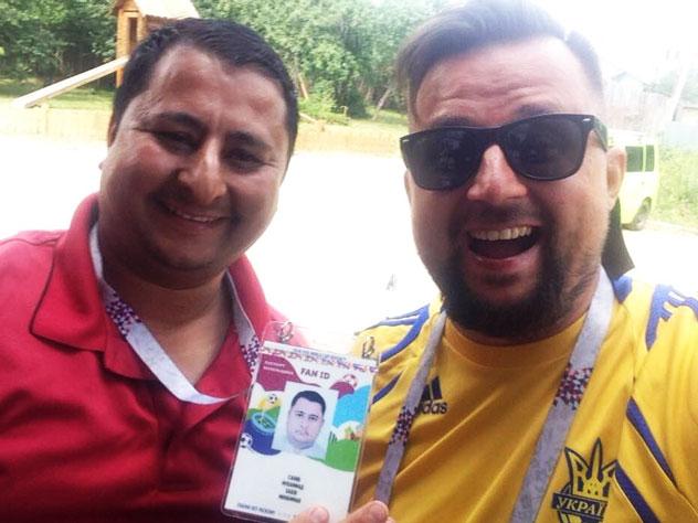 Бог Камаджа или болельщик Марк: кто подарил неудачливому пакистанцу билет на полуфинал в Москве
