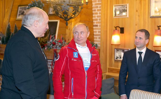 За что в Белоруссии обиделись на российского посла Бабича?