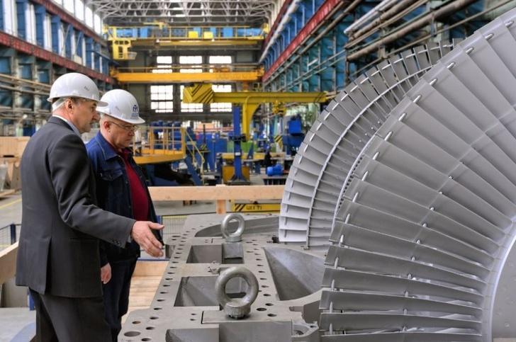 УТЗ успешно изготовил оборудование для первых 3-х атомных ледоколов нового поколения