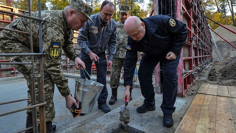По «стандартам НАТО»: зачем Украина строит «разведцентр европейского уровня»