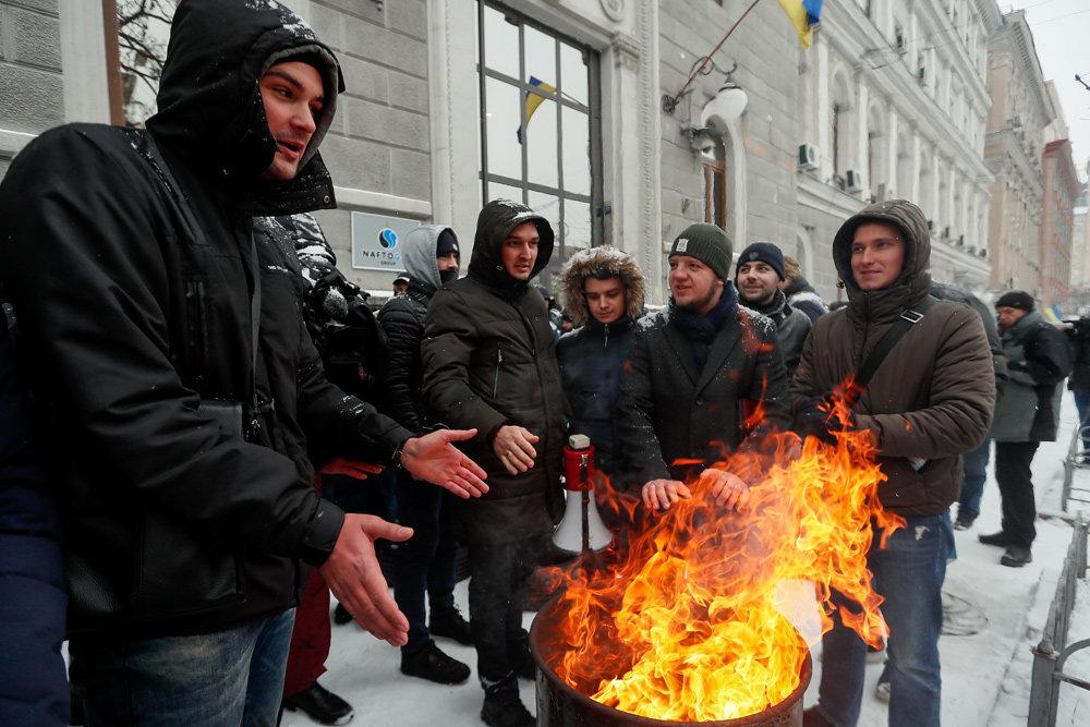 Как Вашингтон теряет даже ручной контроль над Украиной