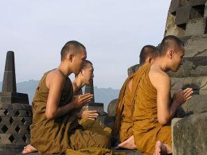 Четыре типа духовных практикующих