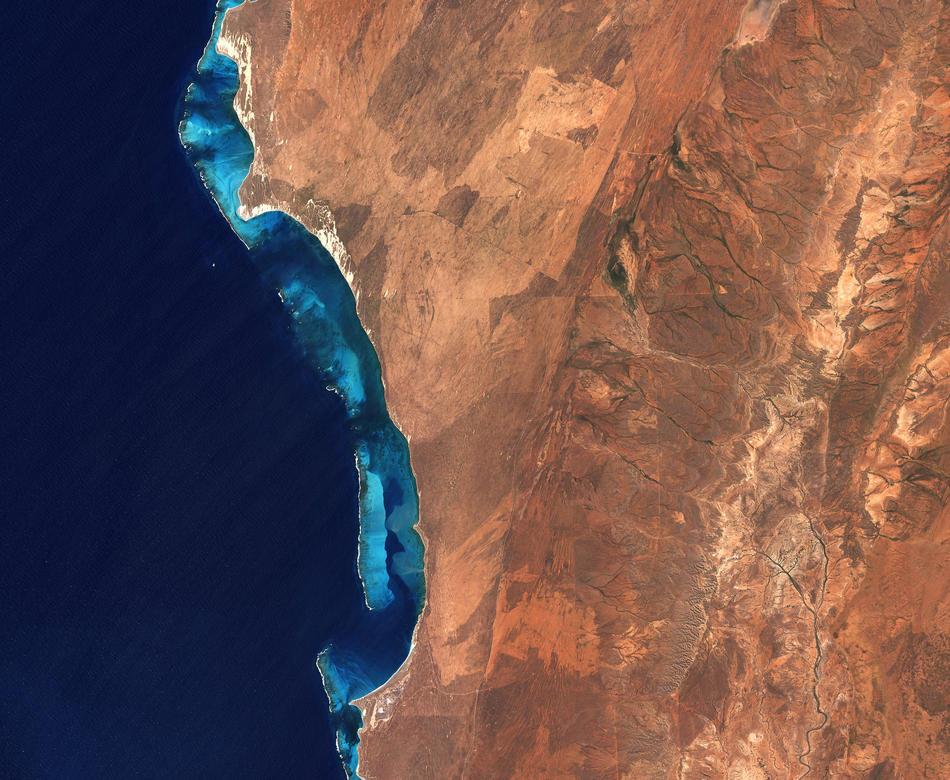 aerials0026 Вид сверху: Лучшие фото НАСА
