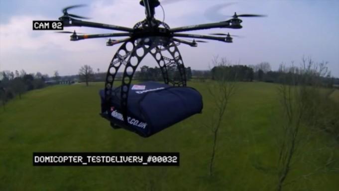 способы использования дронов 1