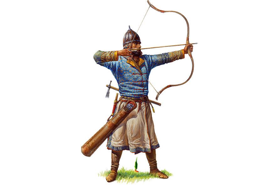 Что общего между луком стрел…