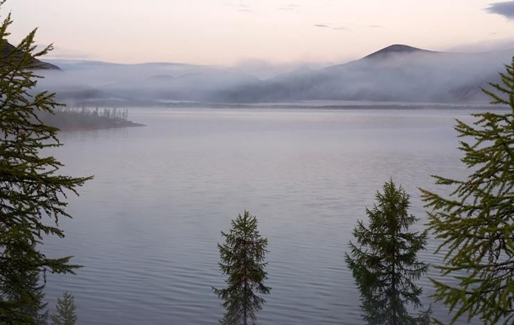 Самые загадочные водоемы из разных уголков планеты