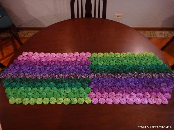 цветочки йо-йо для шторки (15) (600x450, 177Kb)