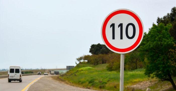 В России повысят лимит скорости на дорогах