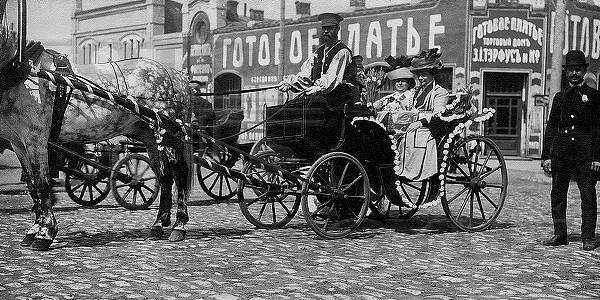 Этот день 100 лет назад. 23 (10) октября 1912 года