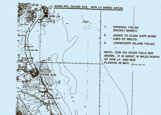 В 1972 году детонировали мин…