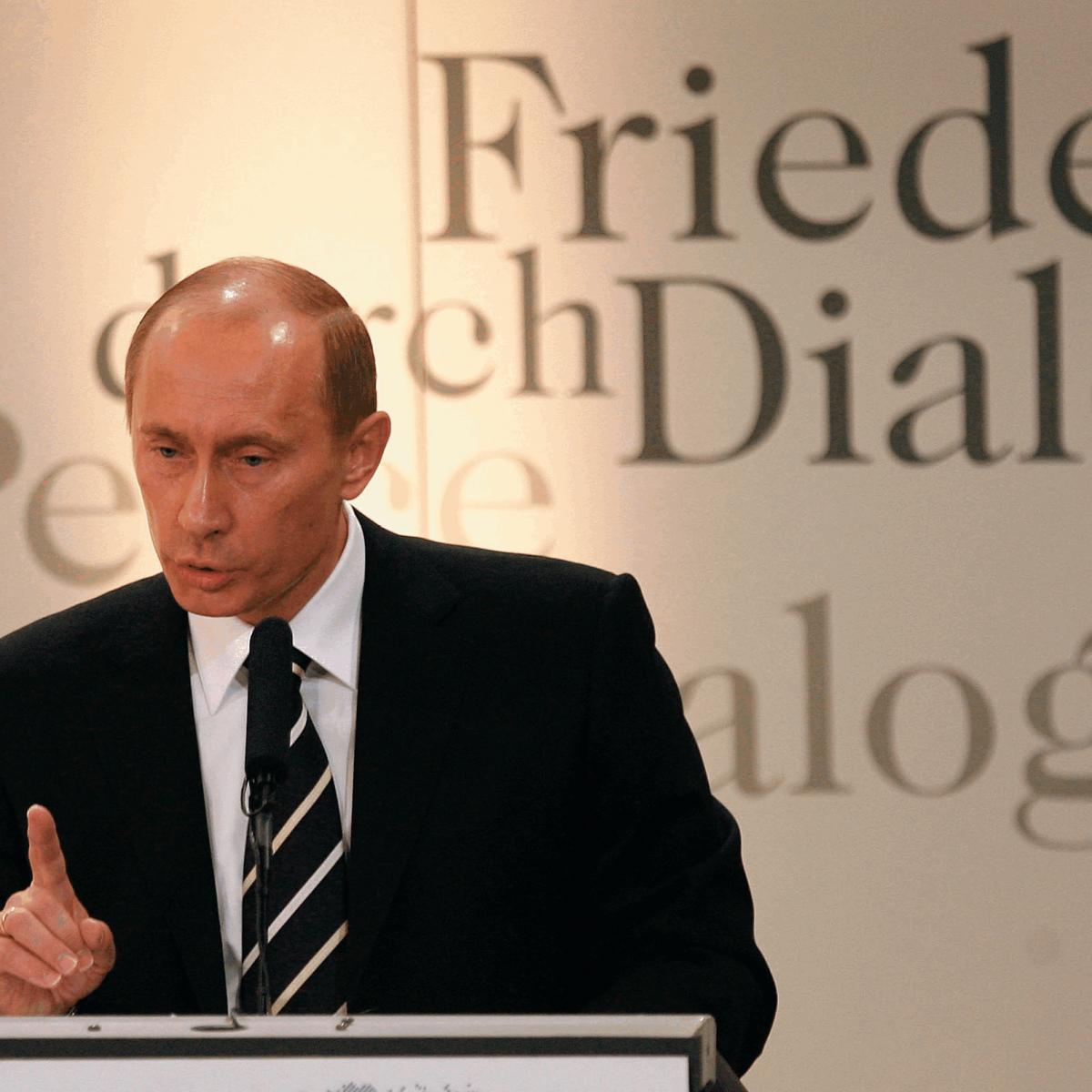 Эхо Мюнхенской речи Путина: Запад стремится наказать Россию за дерзость