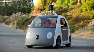 Google отправит самоуправляемые автомобили кататься по Калифорнии (ВИДЕО)