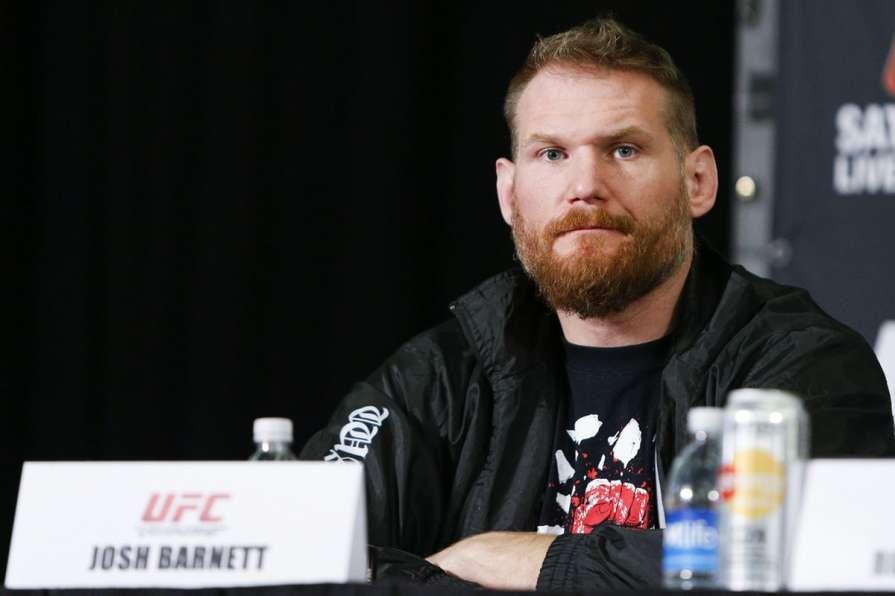 Барнетт уходит из UFC, поско…