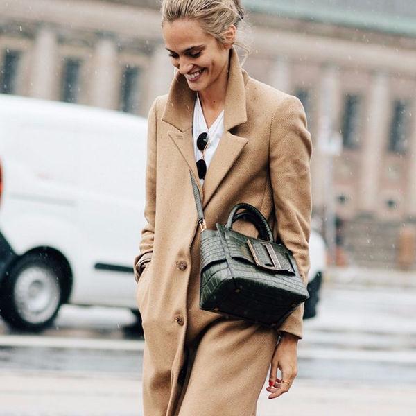 Шесть фасонов пальто, которые мы будем носить совсем скоро