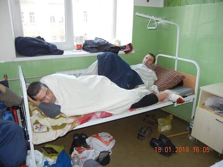 По двое на одной кровати