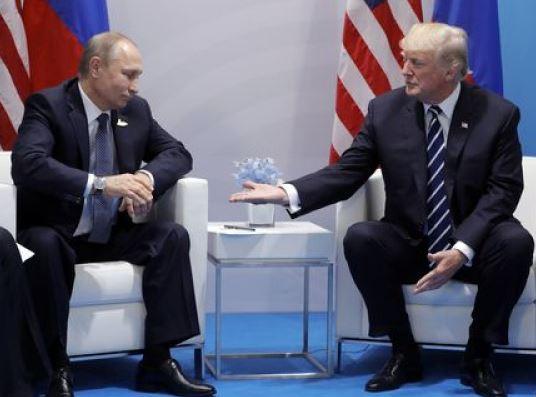 Трамп: Россия — партнер США …