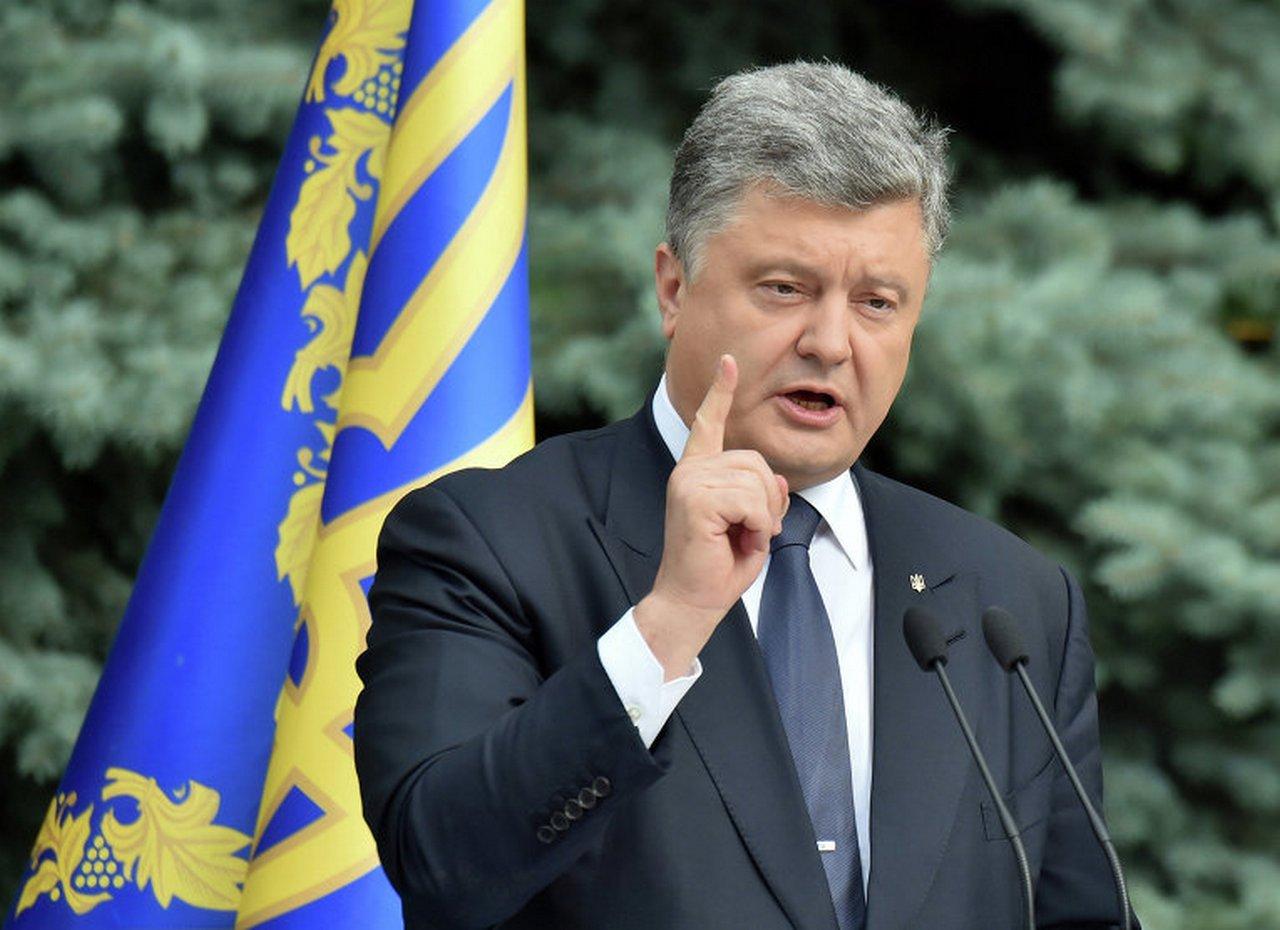 Эволюция украинской власти: от просьб — к шантажу