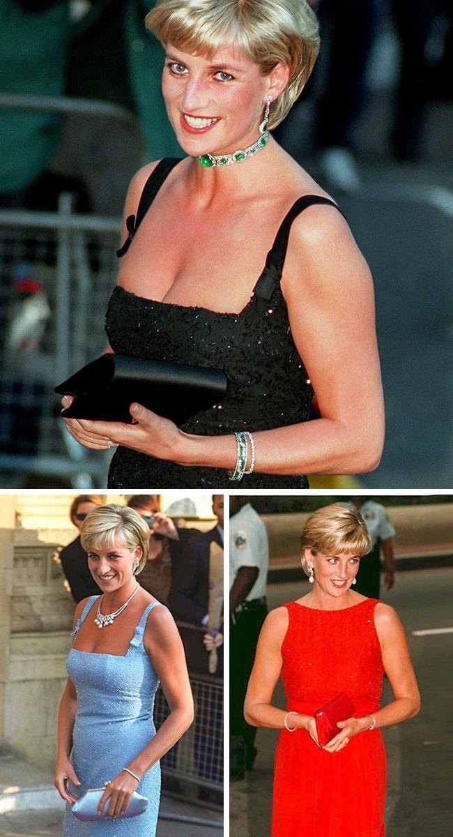 Почему принцесса Диана всегда носила сумочку и еще 8 секретов стиля знаменитых леди