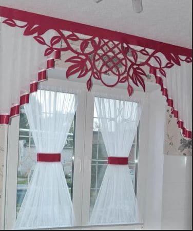 Шьем красивые шторы своими руками