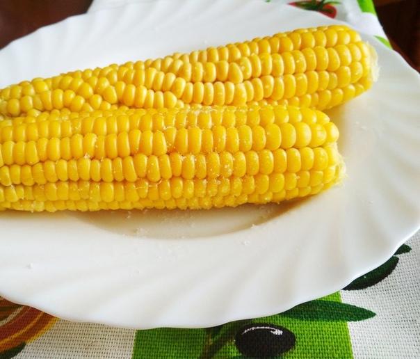 Кукуруза моментального приготовления
