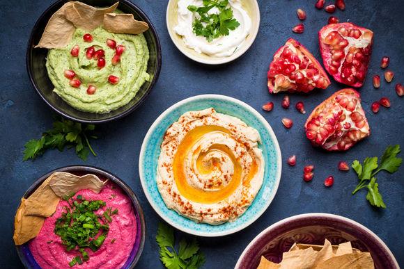 Гастрономический обзор: ливанская кухня